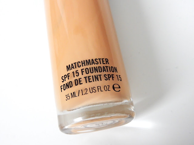 MAC Matchmaster SPF 15 Foundation nah