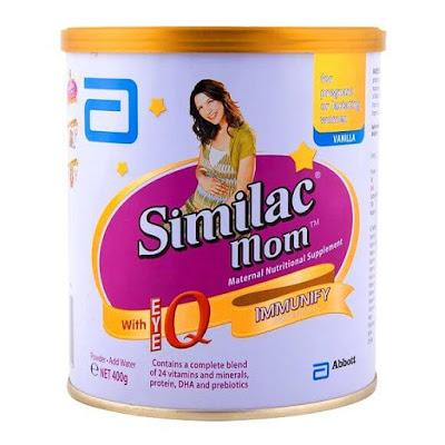 Susu untuk ibu mengandung Similac Mom
