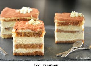 De lekkerste tiramisu, met zelfgemaakt cake en amaretto creme