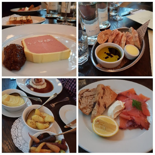 Hotel Du Vin Exeter review dinner