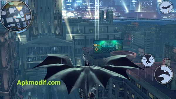 The Dark Knight Rises Mod Lite Apk Data Only 400MB Tested Works