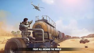 Openworld Shooting Games