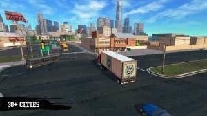 Truck Simulation 19 MOD APK