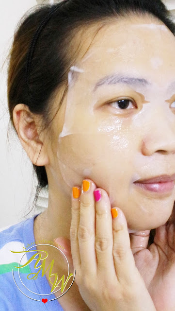 A photo of leaders insolution AC-Dressing Skin CLinic mask