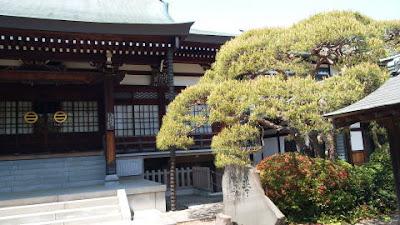川崎市多摩区の長松寺
