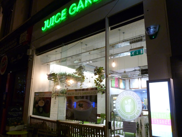 Juice Garden Byres Road