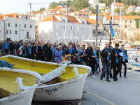 Planinarski križni put za vjernike Hvarske biskupije Sutivan slike otok Brač Online