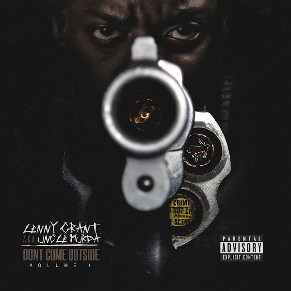 Lenny Grant - Statute of Limitations (feat. 50 Cent) - Single Cover