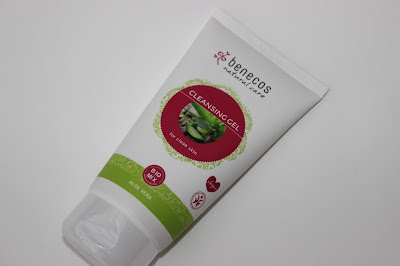 Benecos Cleansing Gel review