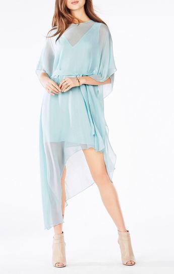 Bellos Outfits de moda | Vestidos  en tendencia azules