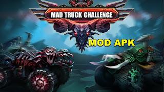 Mad Truck Challenge Racing MOD APK