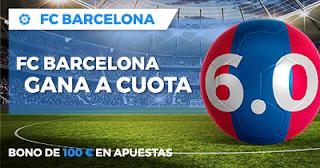 Paston Megacuota LaLiga Santander: Leganés vs Barcelona 18 noviembre