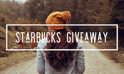 Enter the $100 Starbucks gift card giveaway. Ends 11/14. Open WW