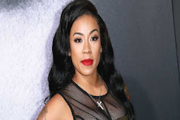 Celebrity Singer Keyshia Cole shares sexy photos to celebrate her Birthday