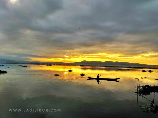 Sunrise Rawa Pening Ambarawa