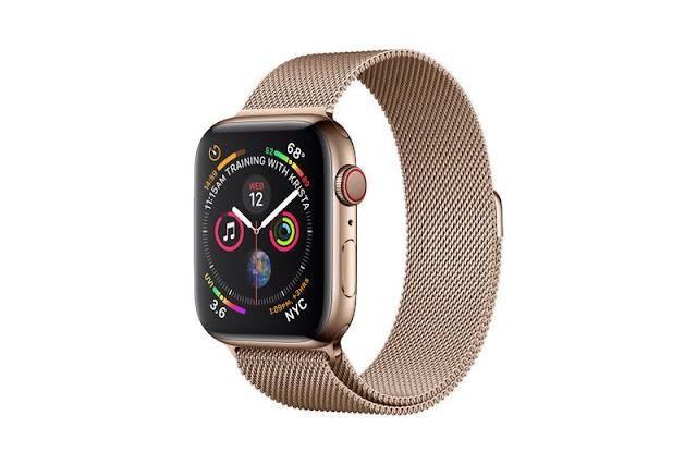 tech trendy Apple Watch 4 review