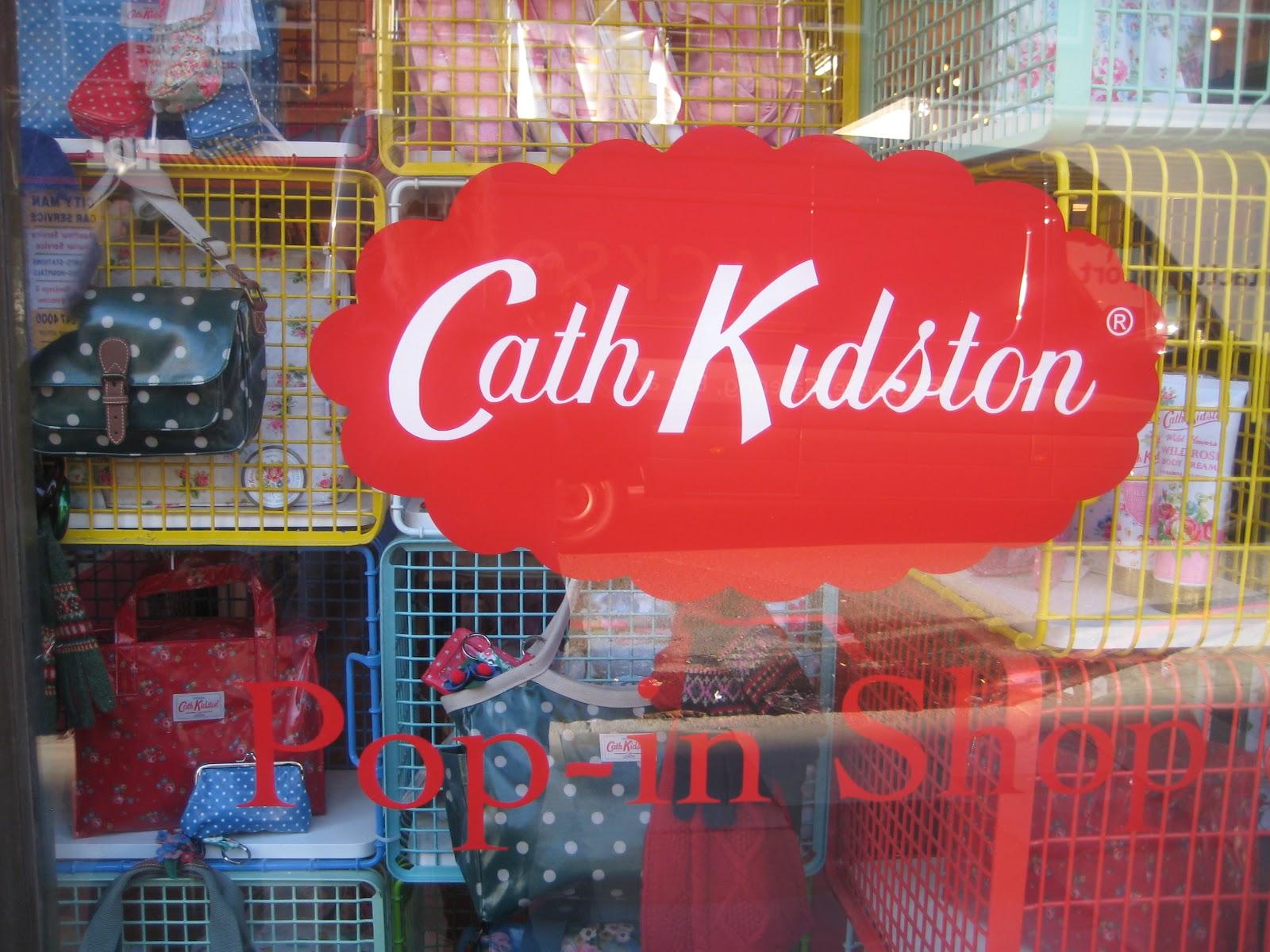 Cath Kidstonの店舗