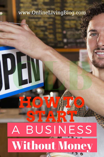 How to Start Your Own Business Without Money