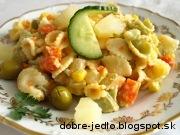 Ananásový  šalát - recept