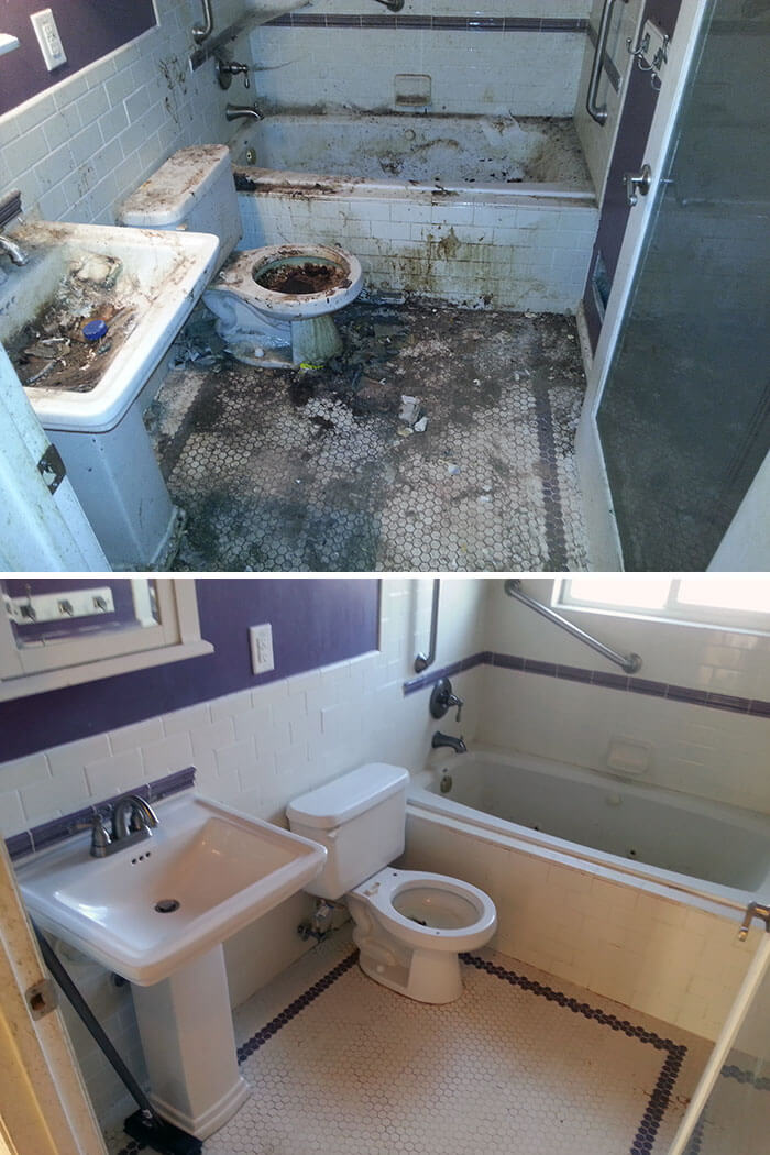 20 Pictures Of People Who Did Such An Incredible Cleaning Job That We Had To Share It