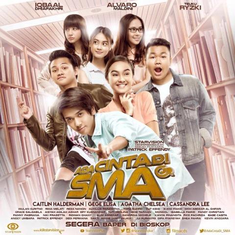 Film Ada Cinta di SMA (2016)