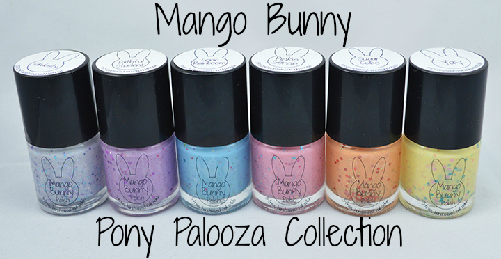 Mango Bunny Pony Palooza Collection