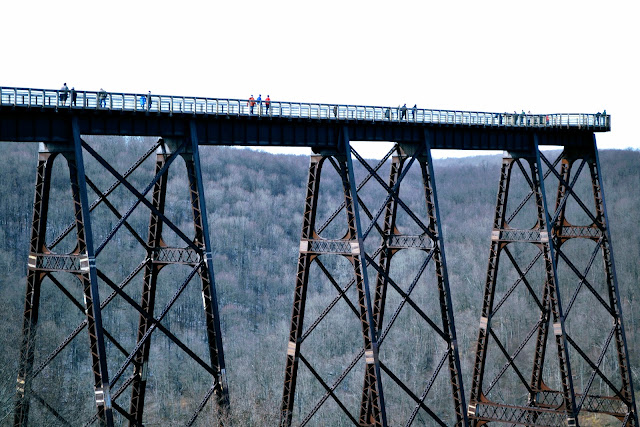 Міст Кінзу. Пенсильванія (Kinzua Bridge, PA)