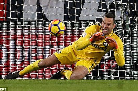 Cầm hòa Juventus, Inter bảo toàn ngôi đầu Serie A 2