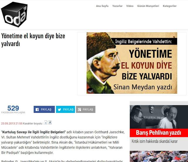 akademi dergisi, Mehmet Fahri Sertkaya, fethi tevetoğlu, sinan meydan, tarkan, yusuf hikmet bayur, tarih, sabetaycılar, tanzimat fermanı, gizli yahudiler, siyonizm,