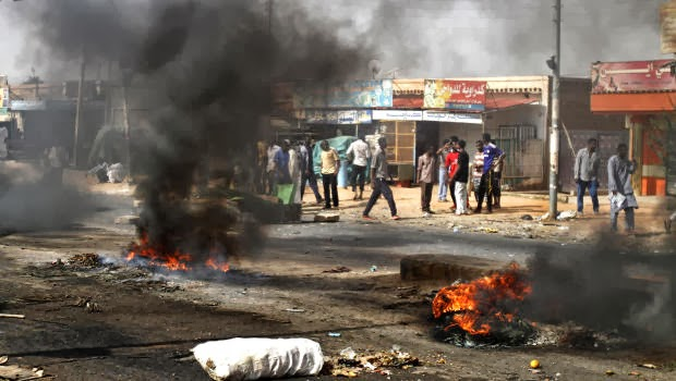 SOLYMONE BLOG: SUDAN PROTESTS OVER FUEL TURN DEADLY, 7 KILLED
