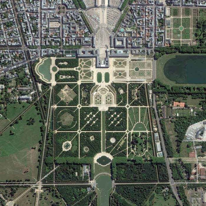 Versailles, France, August 20, 2013