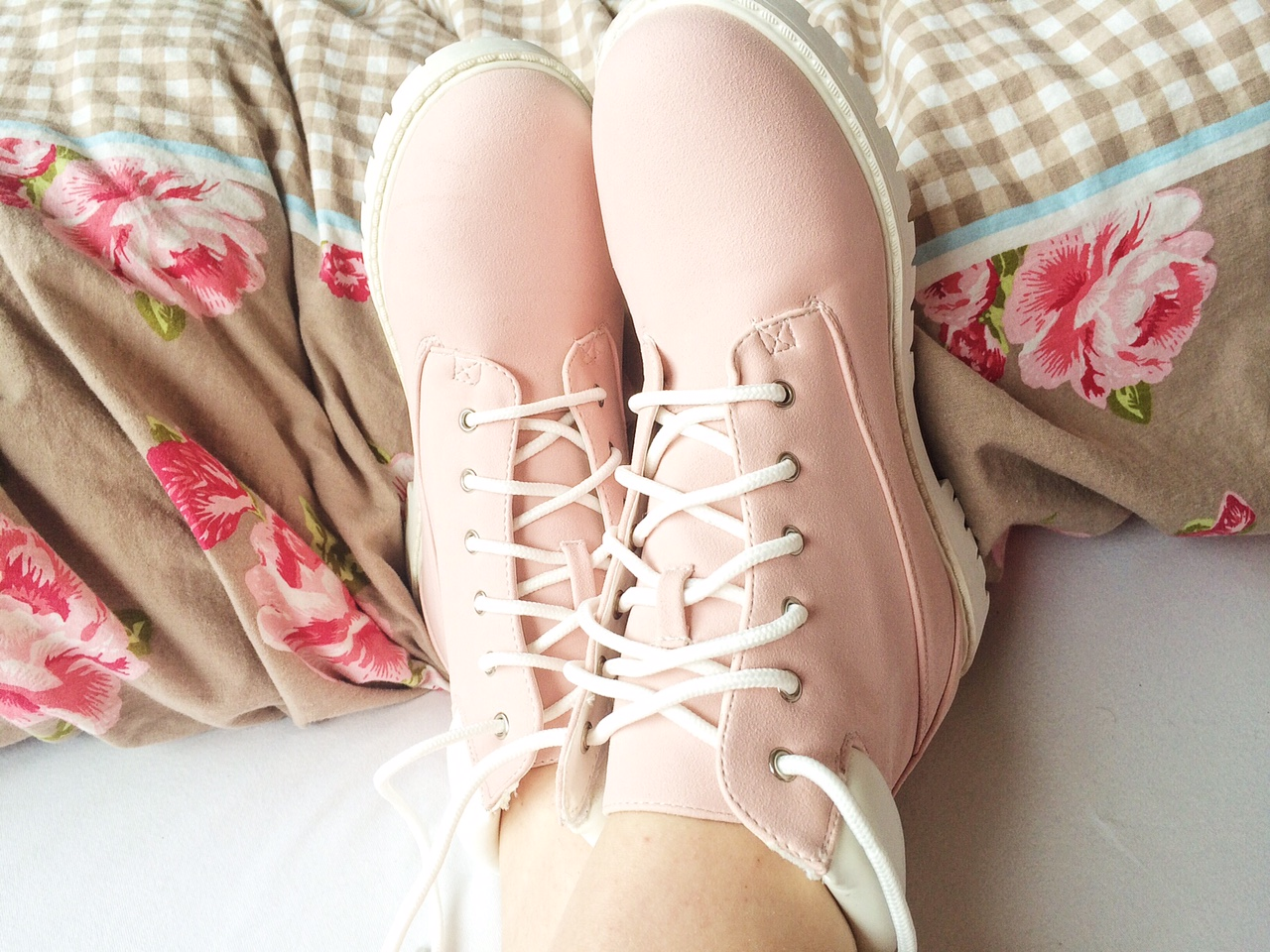 Pink Shoes For Spring