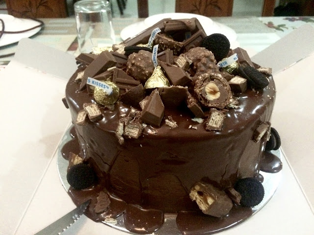 Chocolate Treat cake