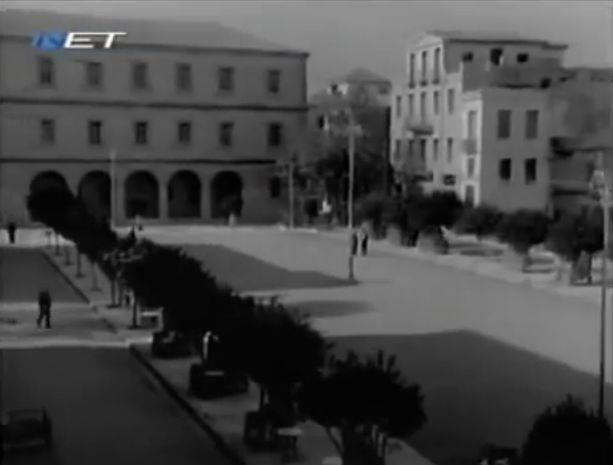 Χριστίνα Σύλβα και Λάμπρος Κωνσταντάρας - Οδηγώντας στους δρόμους του Ναυπλίου το 1960 (βίντεο)