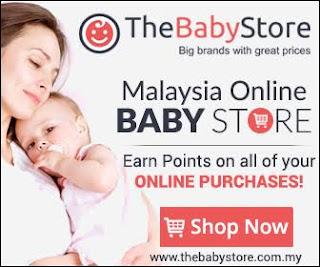 beli online barangan bayi