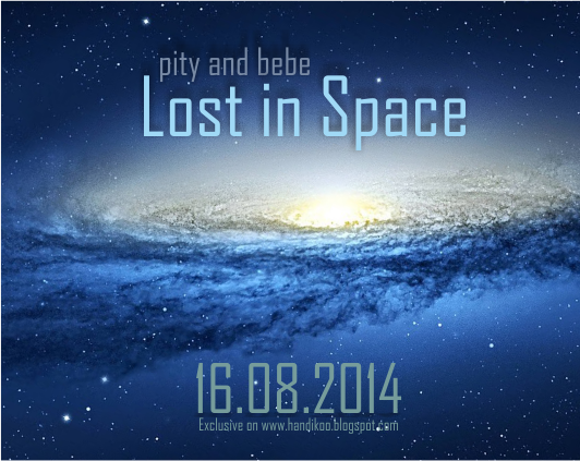 Animasi Kartun #1 - Pity and Bebe, Lost in Space