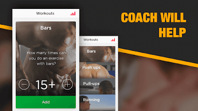 تطبيق-Fitness-Coach-للتخسيس