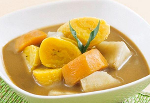 Bagaimana cara membuat kolak pisang dan ubi? berikut langkah-langkahnya