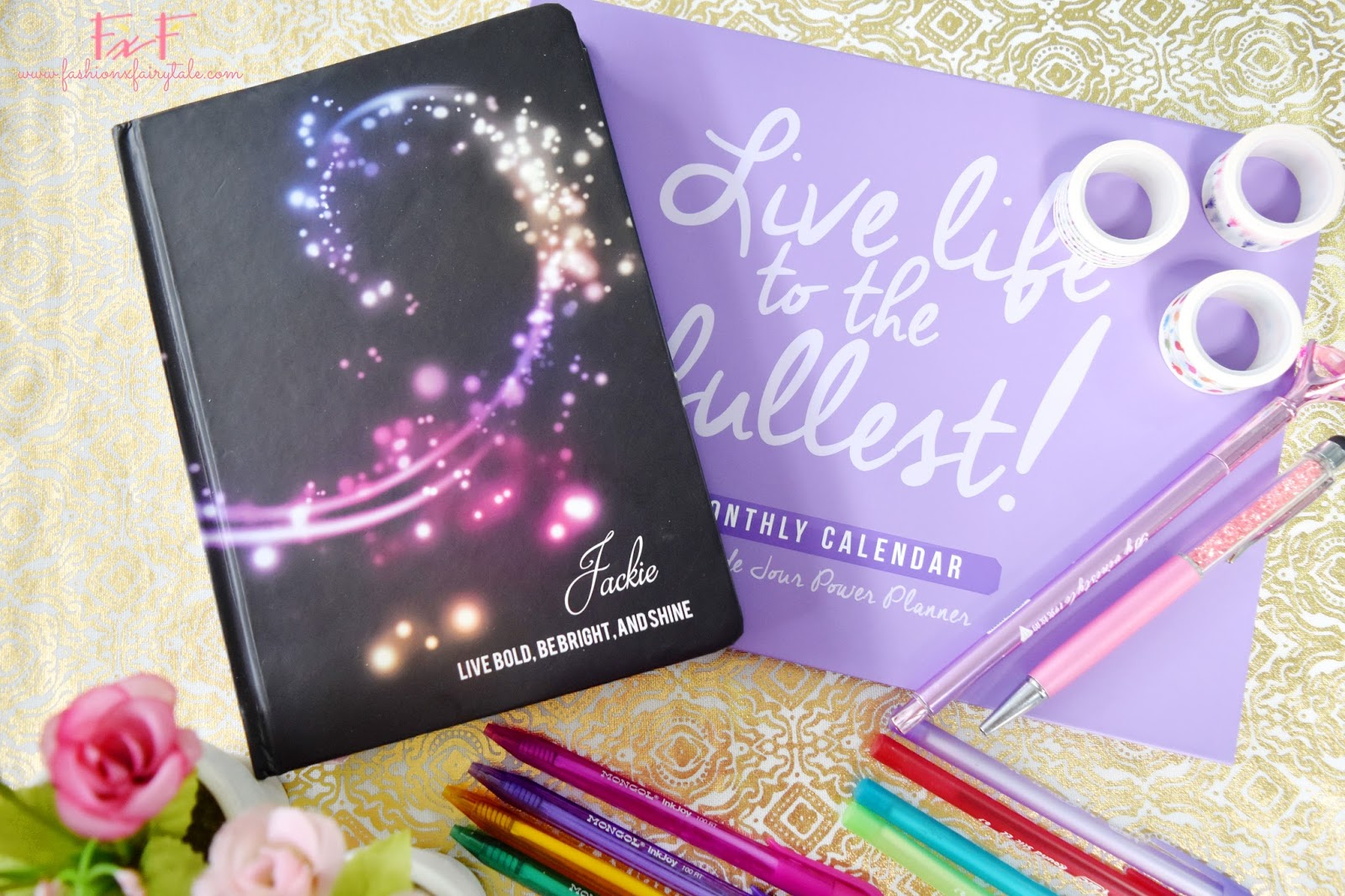 Start Your Year With BDJ | Planner & Desktop Calender Review