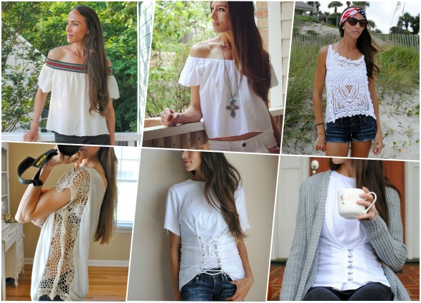 top, blusa, bricomoda, labores, costura, moda, refashion