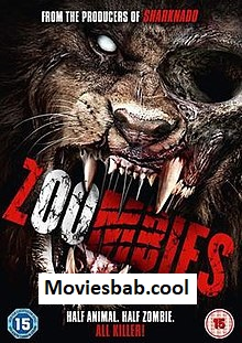 Zoombies (2016) Full Movie Dual Audio Hindi BRRip 720p