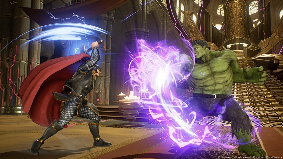 Marvel VS Capcom Infinite PC Free Download Screenshot 2