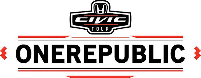 One Republic Will Headline the 2017 Honda Civic Tour