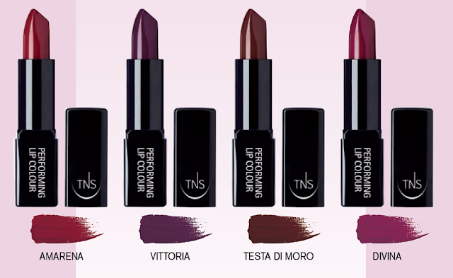TNS Cosmetics POP ITALIANO