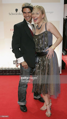 Red Carpet Michael Dierks- Tribute to Bambi