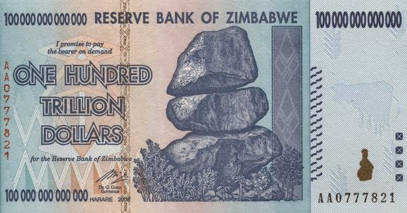 Remember All Those Worthless Zimbabwe Paper Banknotes The Reserve Bank Of Rbz S Central Is Officially Ing Them Back For