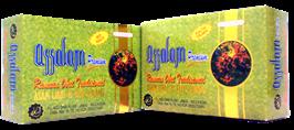 jual assalam premium jamu asam urat di surabaya herbal