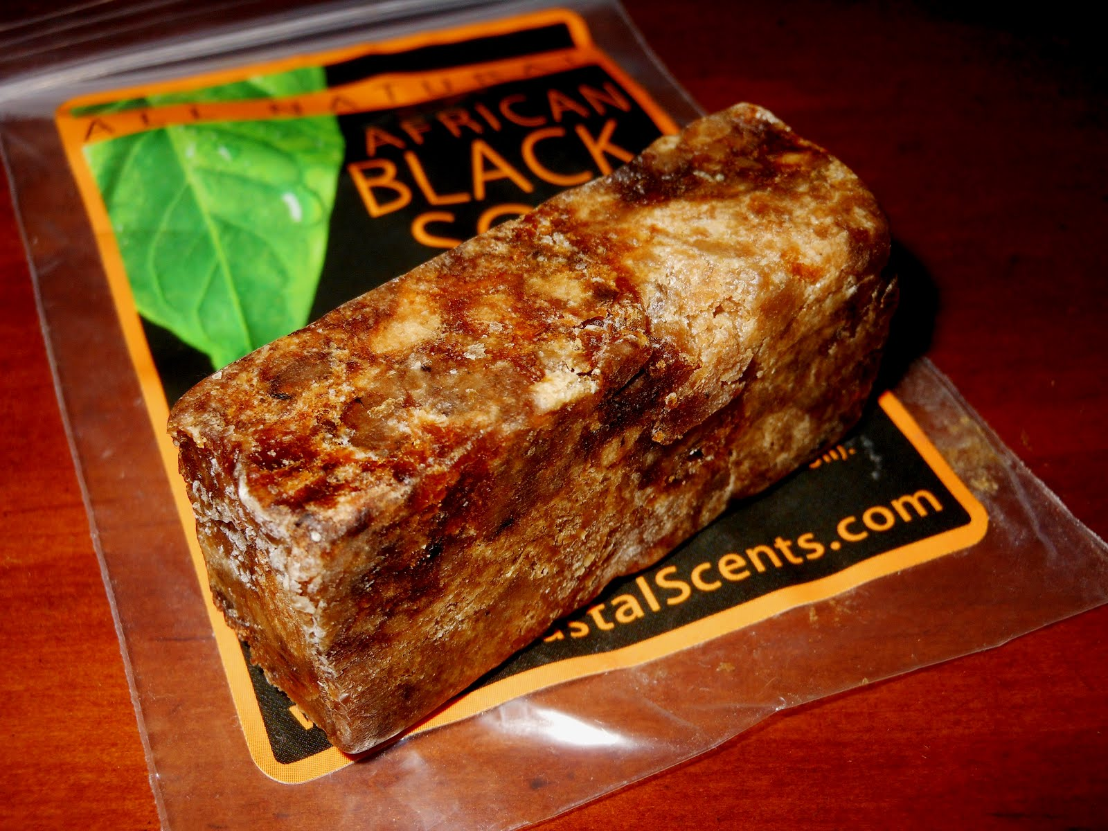 Read My Life As Carrie: Coastal Scents: African Black Soap