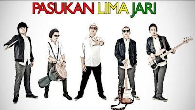 Download Kumpulan Lagu Pasukan Lima Jari Reggae Full Album