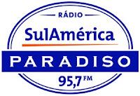 Rádio SulAmérica Paradiso do Rio de Janeiro ao vivo